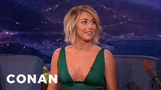 julianne hough s phases of drunkenness conan on tbs