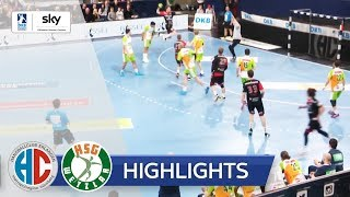 HC Erlangen - HSG Wetzlar   Highlights - DKB Handball Bundesliga 2018/19
