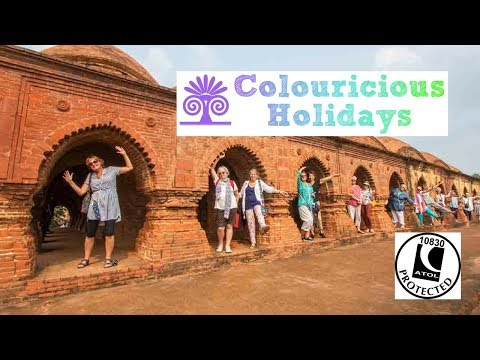 Textiles & Embroidery of Gujarat on a Colouricious Holiday