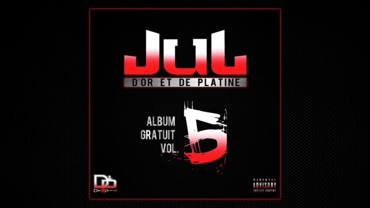 JuL - Gilera Ft Heuss L'enfoiré // Album gratuit vol .5 [08] // 2019
