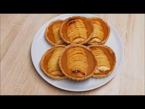 tarte-aux-pommes-en-gelÉe-facile-(cuisine-rapide)