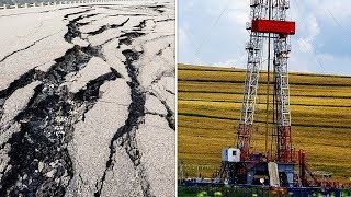 Science AGAIN Proves Fracking Causes Earthquakes