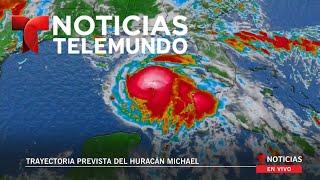 Trayectoria del huracán Michael (sin audio) | Noticias | Telemundo