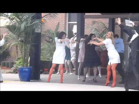 drop dead divas flash mob.wmv