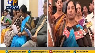 Education Challenges and rights of women Work Shop Held in JNTU Kakinada
