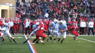 Shawnee vs Lenape Thanksgiving Day November 22, 2012