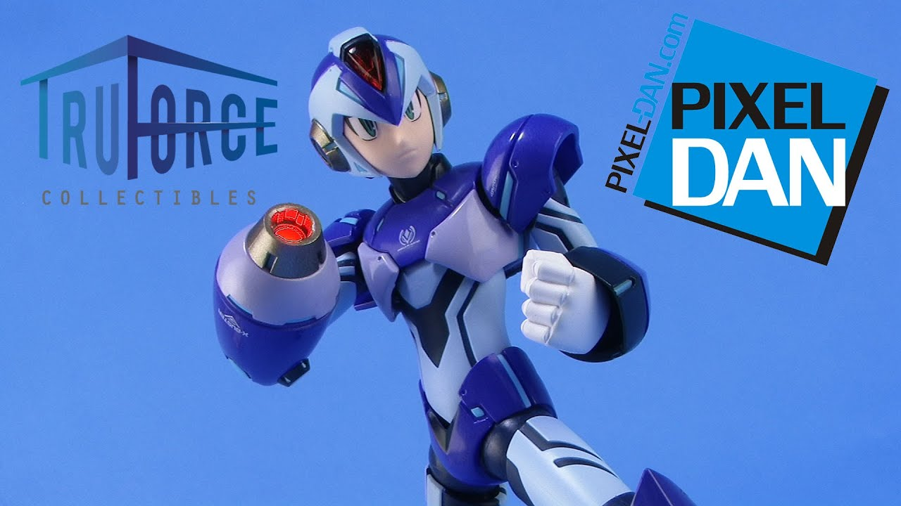 TruForce Collectibles Mega Man X | Robot-Japan