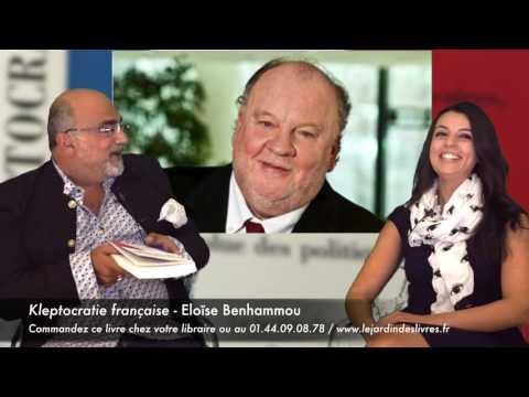 Kleptocratie française par Eloïse Benhammou