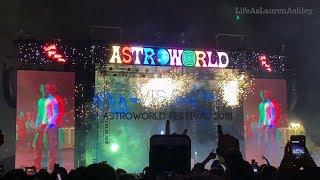 Travis Scott Astroworld Festival NRG Park 2018