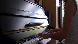 Refrain of Memory - Haibane Renmei - piano version