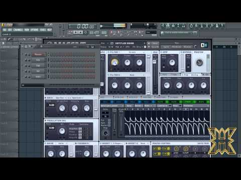 TUTORIAL | How to make the woops of 'Nightfall' by Rogue mp3
