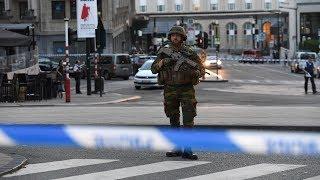 Взрыв на вокзале Брюсселя: злоумышленника застрелили (новости)