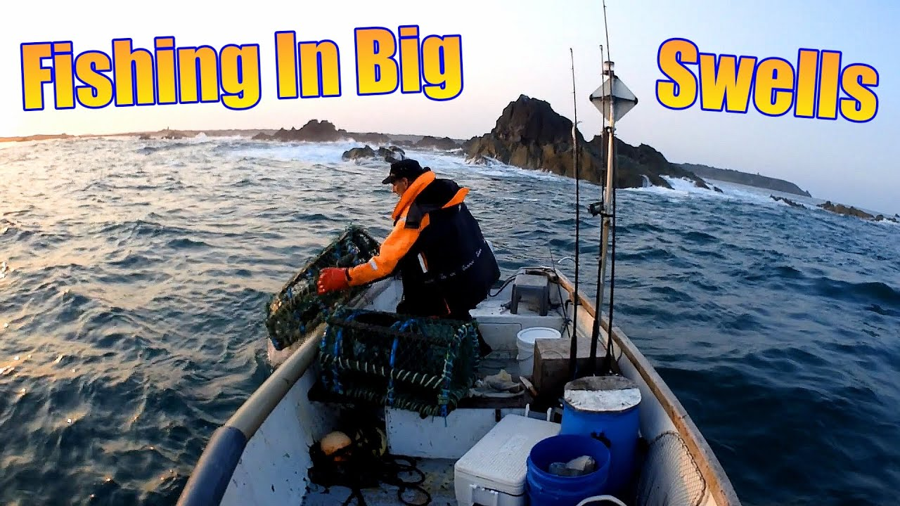 Fishing In Big Swells