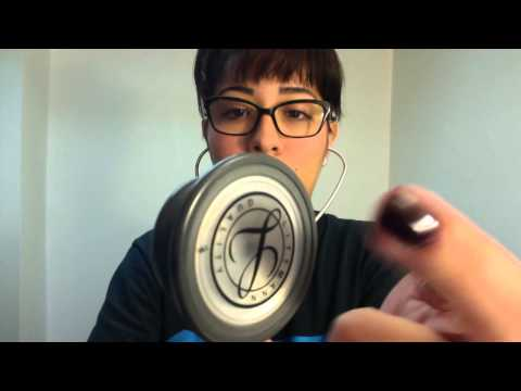 How to USE and CLEAN a Stethoscope