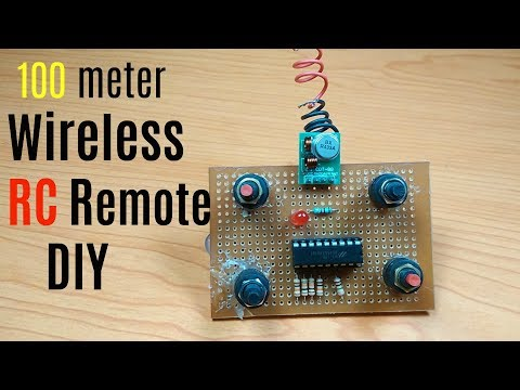 how-to-make-long-distance-rc-transmitter-wireless-remote-for-remote-control-car/boat/plane|part-1