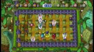 Bomberman Live: Gameplay Footage (Xbox 360)