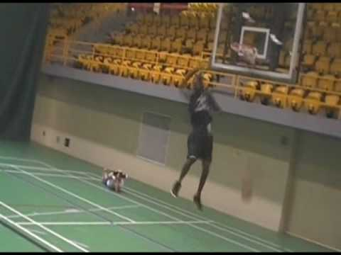 TFB::Dunks:: Canada's Justin Darlington aka JusFly First short session of 2010..360 Eastbay...SICK!