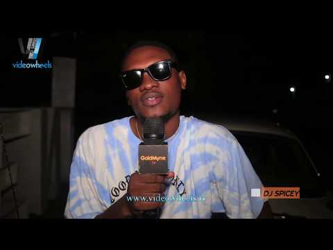 """BEHIND THE SCENES, """"SAY BABA"""", CDQ (Nigerian Entertainment)"""