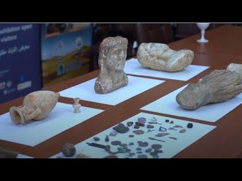 عودة قطع أثرية مفقودة إلى مدينة شحات بشرق ليبيا  - نشر قبل 1 ساعة