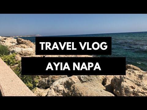 ☼ Travel Vlog - Cyprus (Ayia Napa) ☼