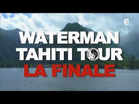 Waterman Tahiti Tour round 5 - 21/10/2017