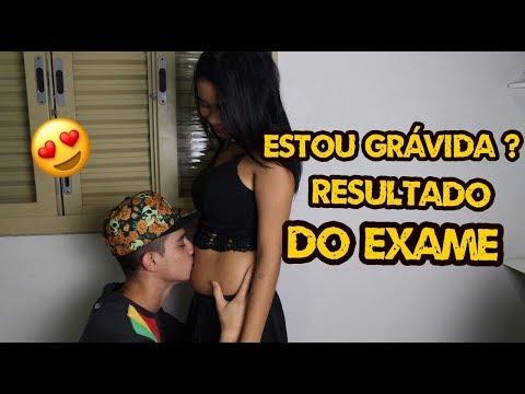 ESTOU GRAVIDA ! -  RESULTADO DO EXAME