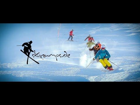 Kitzsteinhorn Mogul Skiing 2016