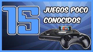 💎JOYAS OCULTAS DE SEGA MEGA DRIVE / GENESIS, los mejores juegos desconocidos para Mega drive Mini