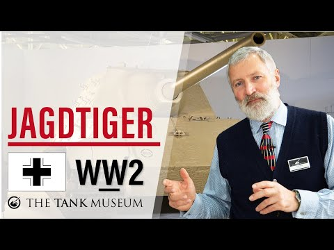 Tank Chats #77 Jagdtiger | The Tank Museum