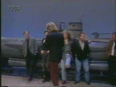 DAS BOOT Crew bei Thomas Gottschalk Ausschnitt aus der Sendung
