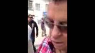 Emilio Maurer en marcha vs Rafael Moreno Valle en Puebla