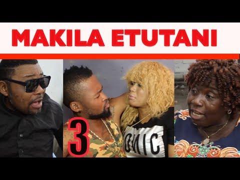 MAKILAETUTANI Ep 3 Theatre Congolais avec Baby, Makambo,Bellevue,Dady,Alain,Ebakata,Darling,Faché