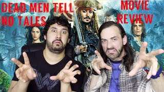 Pirates Of The Caribbean: DEAD MEN TELL NO TALES - MOVIE REVIEW!!!