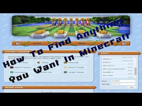 minecraft-console:-village/-temple-finder-tutorial