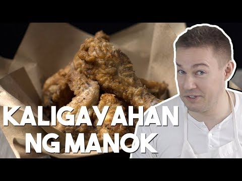 Top 5 Filipino chicken recipes (Learn how to cook Filipino food) | Chris Urbano
