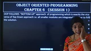I PUC | Computer science | Object oriented programming-1