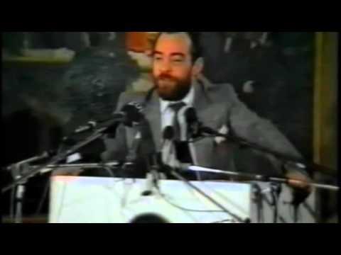 Frank Meyer - Erfurt - auf dem SPD Parteitag in Gotha 1990 Teil I