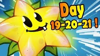 Plants vs. Zombies 2: Far Future Days 19-20-21!