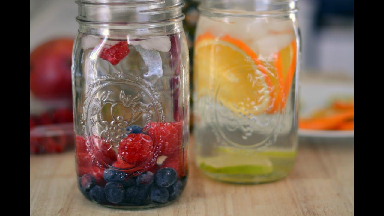 Receta agua saborizada como dale sabor al agua sweet y for Aguas frescas citricas naturales con