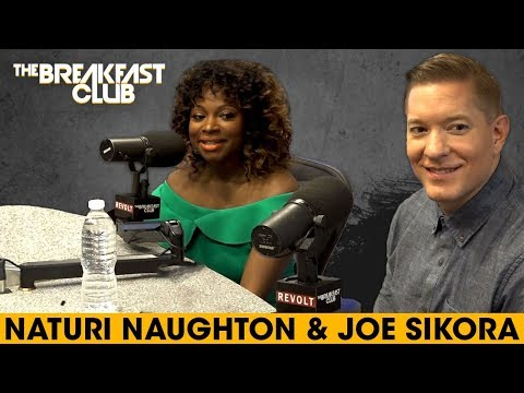 Naturi Naughton & Joseph Sikora Talk 'Power' Season 5, Most Hated Characters + More