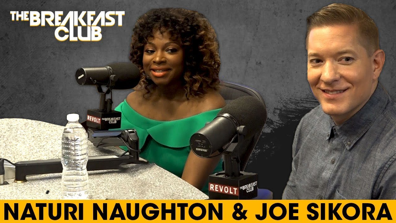 Image result for naturi naughton joseph sikora the breakfast club