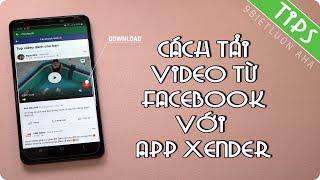 Cách Tải Video Từ Facebook Về Điện Thoại Cực Đơn Giản screenshot 4