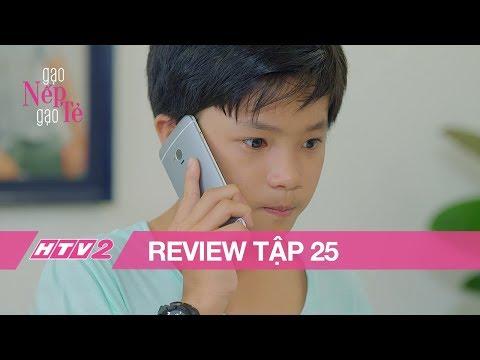 GẠO NẾP GẠO TẺ - Tập 25 | Công bị em trai Hương phát hiện có nhân tình