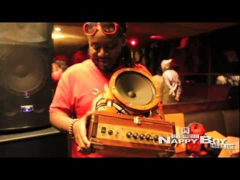 "T-PAIN ""RAP SONG"" ft. RICK ROSS BEHIND THE SCENES"