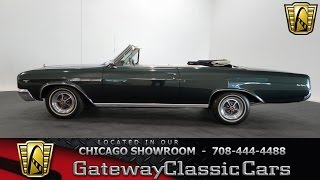 1965 Buick Skylark Gran Sport Gateway Classic Cars Chicago #1031