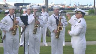Submarine Force Pacific Fleet Celebrates Navy Birthday with Bell Tolling Ceremony