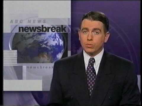 ABC TV Australia Adelaide News Update 1998