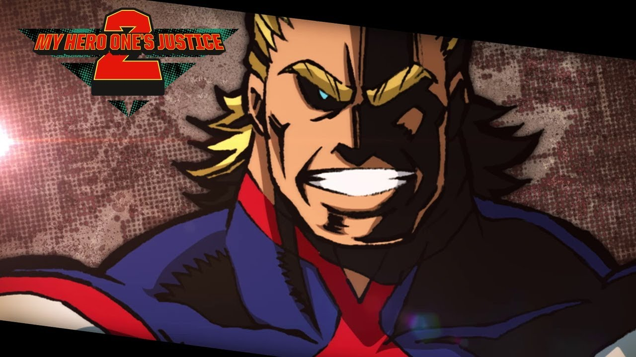 Τέταρτο character trailer για το My Hero One's Justice 2