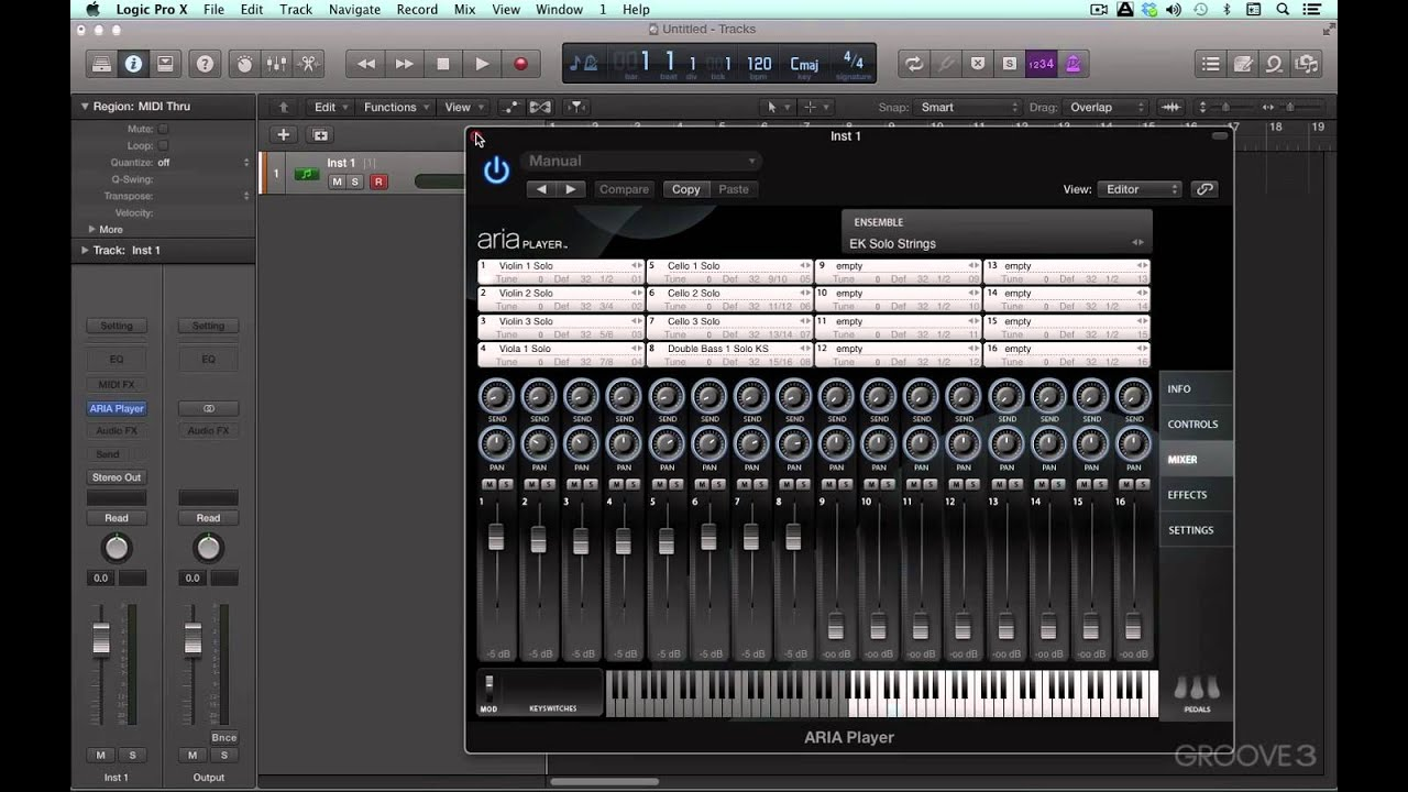 Multi MIDI Channel + Output Hybrid (Logic Pro X Tips & Tricks)