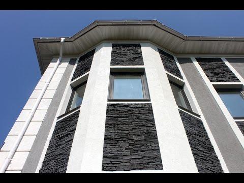 Дом в Ямонтово, коттедж 700 кв.м, Калужское ш. - YouTube